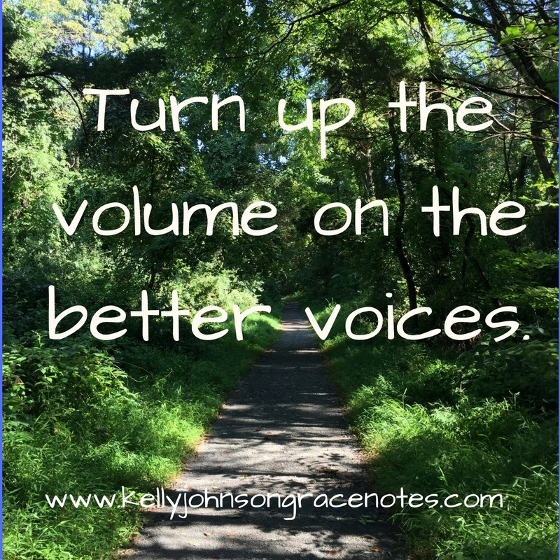 Turn Up the Volume on the Better Voices