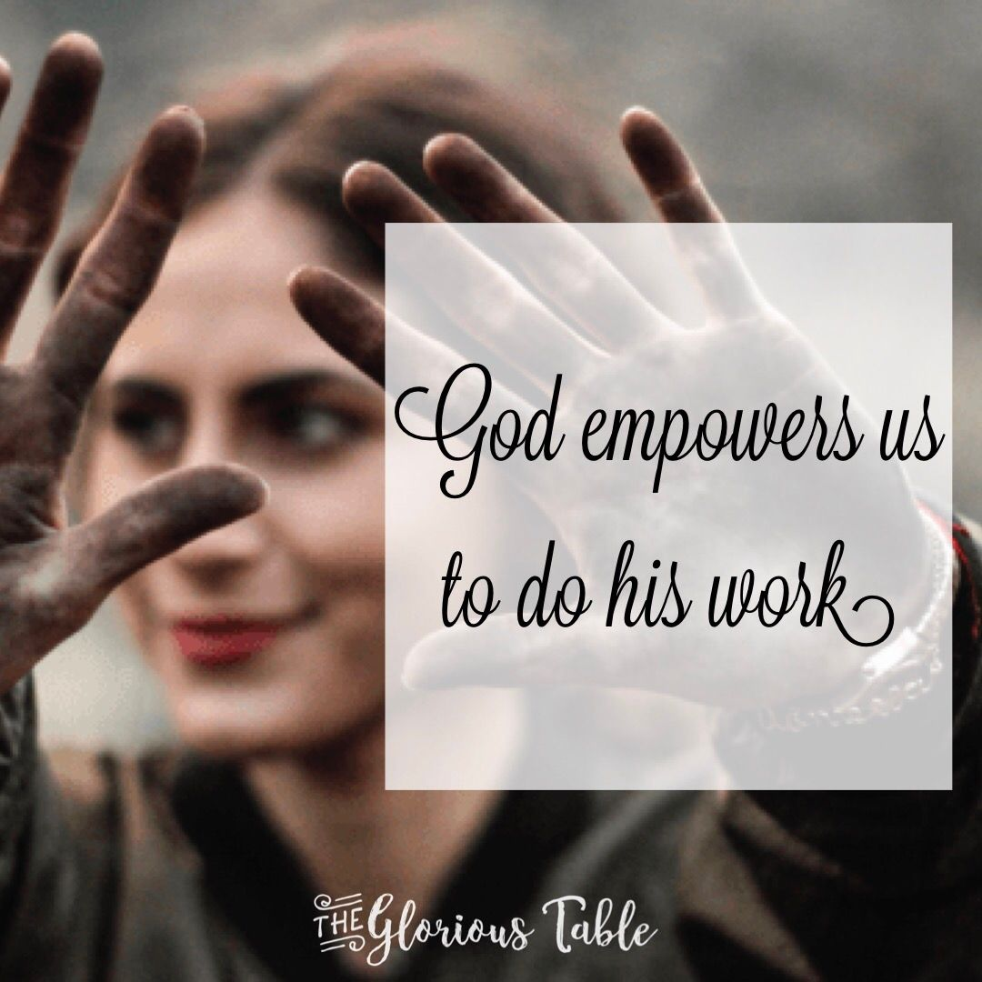 Partnering with God in Your Calling