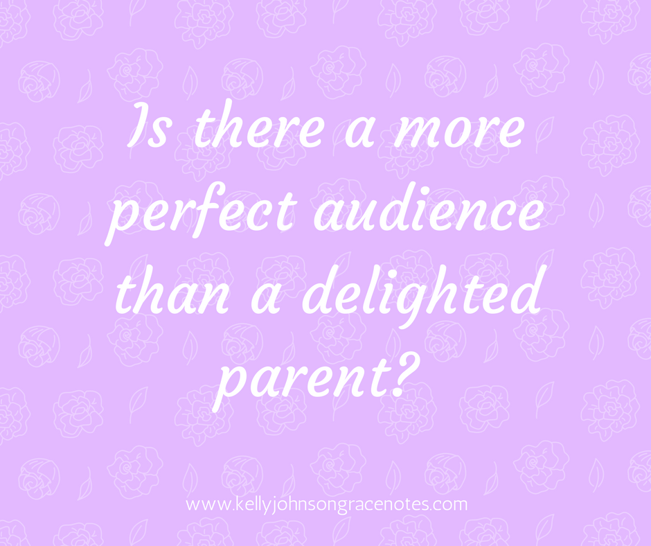 The Perfect Audience: A Theology of Drama Mamas