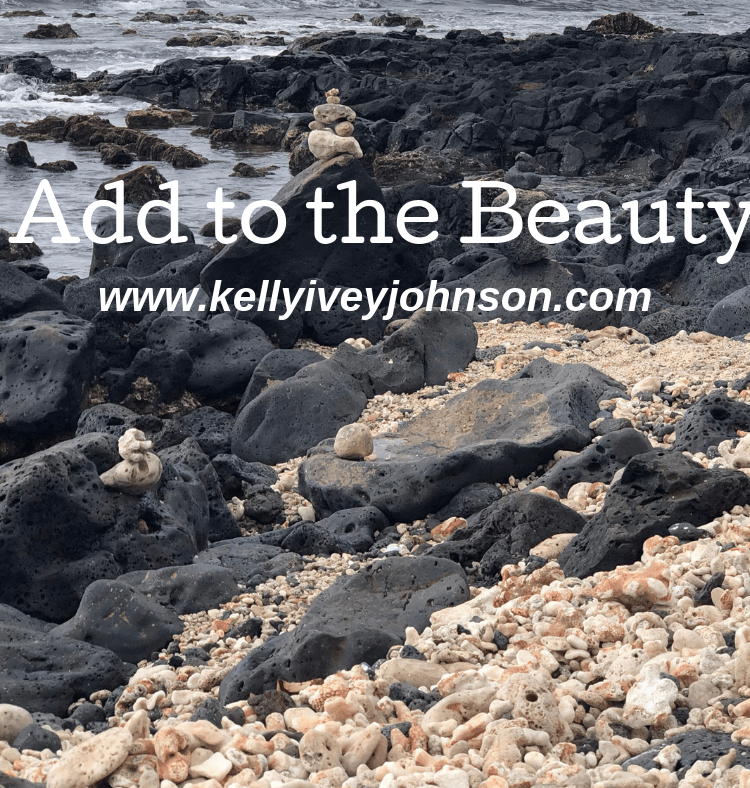 Add to the Beauty: A Story about Rocks